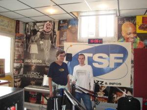 02 - RPA e Etienne Geremia a TSF Paris