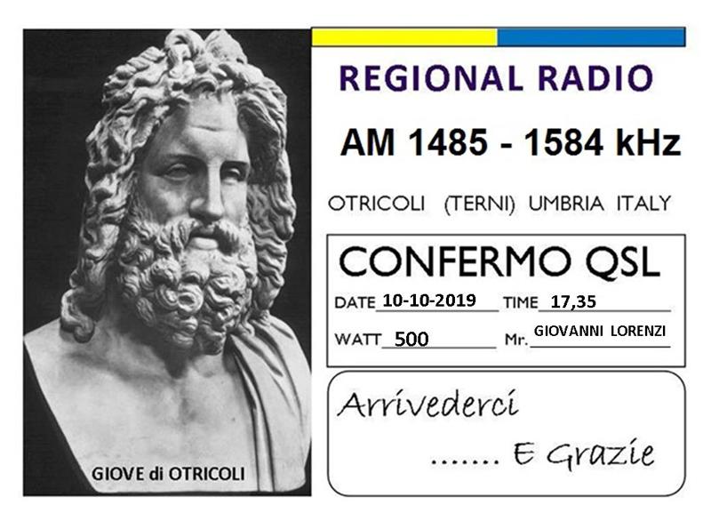 QSL Regional Radio